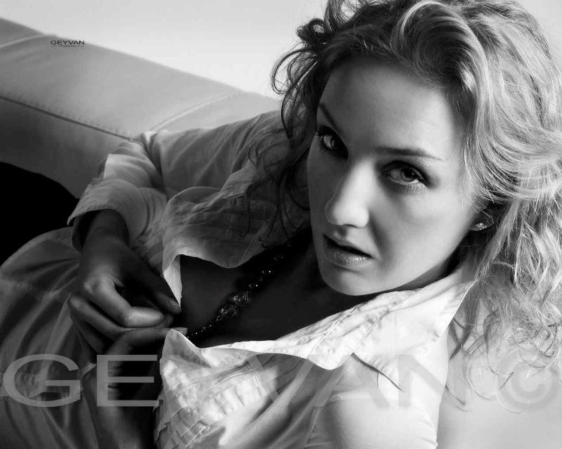 Oxana. Reportaje fotográfico