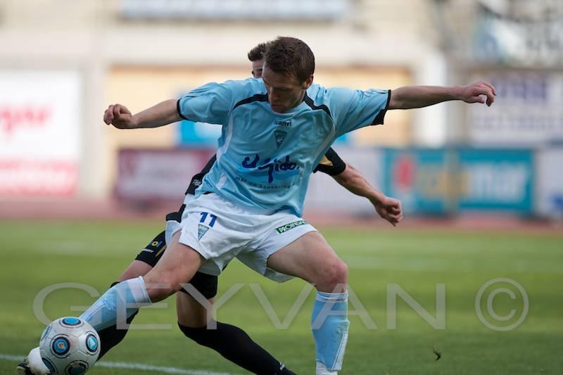 Poli Ejido vs Marbella (2-2)