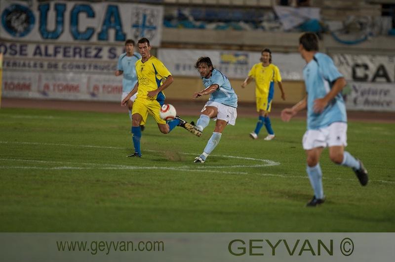 Poli Ejido vs Cádiz (1-0)