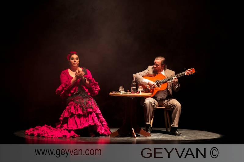 """La gloria mi mare"" de Choni Cía. Flamenca"