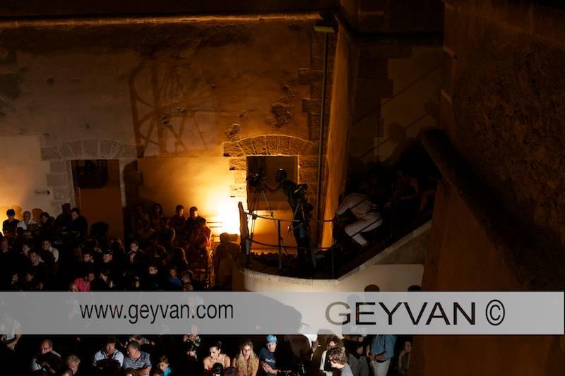 Cover Clap en el Castillo de Guardias Viejas