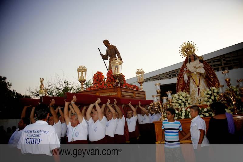 Fiestas en honor a San Agustín (El Ejido)