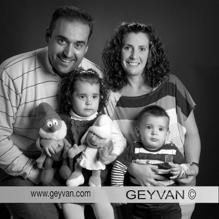 Juan y familia