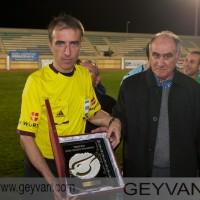 Geyvan - Fernández Borbalán recibió su reconocimiento