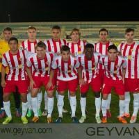 Geyvan - Once inicial de la U.D. Almería