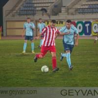 Geyvan - CD El Ejido VS Selección Almeriense de Fútbol